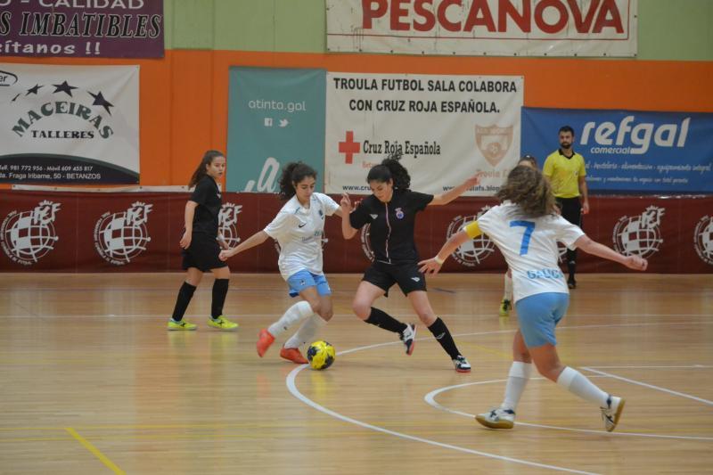 selección galega sub 19 - sub 16 campionato españa
