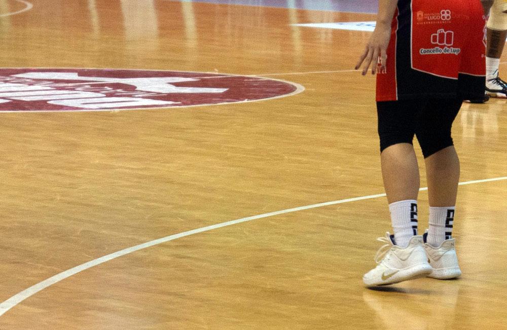 Durán Maquinaria Ensino baloncesto