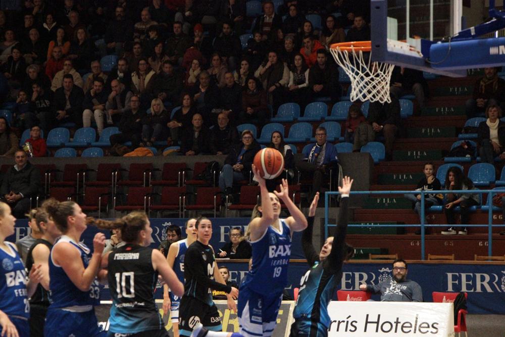 Baxi Ferrol - Movistar Estudiantes Liga Feminina 2 Baloncesto / WYKAZSZKOWSKI
