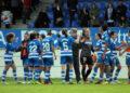 Aperta final de partido das xogadoras do RC Deportivo ABANCA / SABELA MOSCOSO