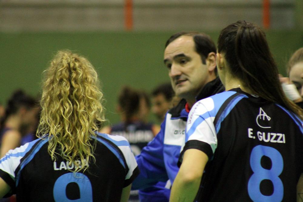 Jorge Barreiro, adestrador do Autos Cancela Zalaeta / AS NOSAS