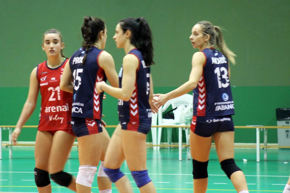 O Arenal Emevé gaña en Extremadura / SABELA MOSCOSO