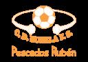 Logotipo Pescados Rubén Burela FS