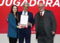 II Gala Anual Fútbol Sala premio a Peque