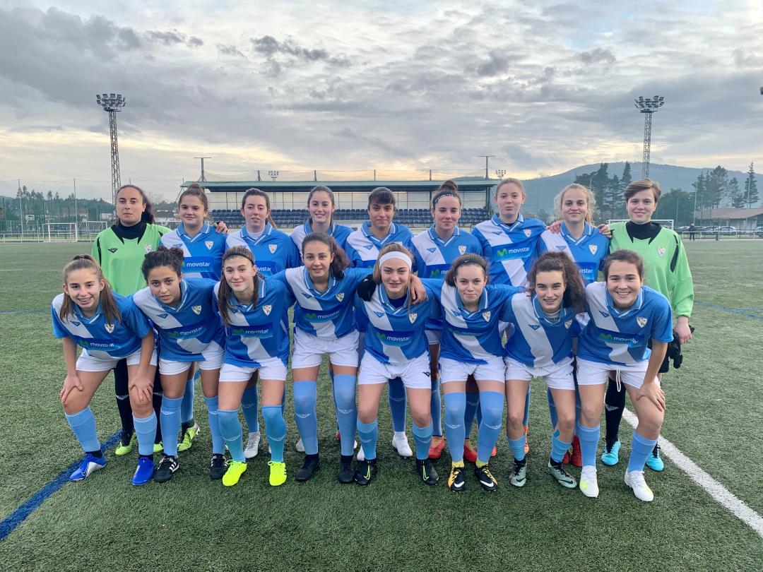 Selección Galega Sub-17 Fútbol Feminino / FUTGAL