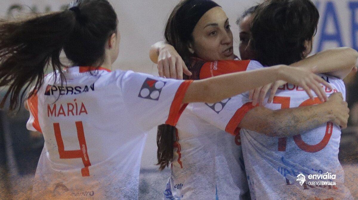 ourense envialia abrazo María