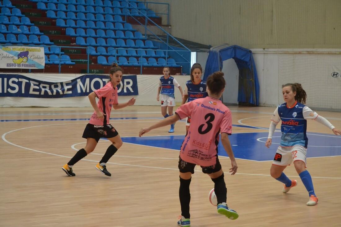 A Fervenza - Ourense B