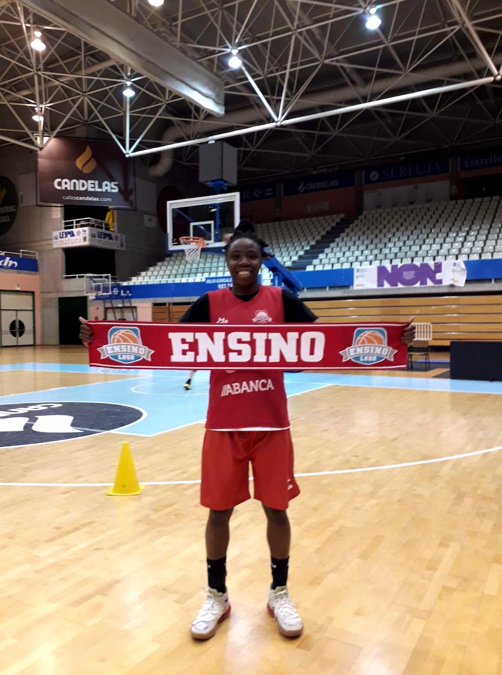 Dinkins xogará na xornada 17 da Liga Endese / ENSINO LUGO