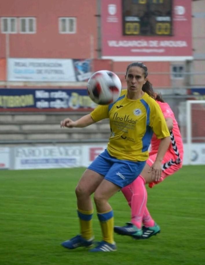 Carolina Baños, Atlético Arousana