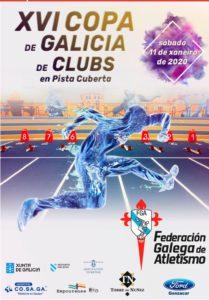 Copa Galicia Absoluta de atletismo en pista cuberta