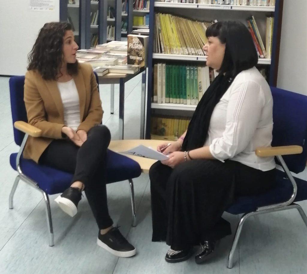 Entrevista a Vero Boquete / AS NOSAS