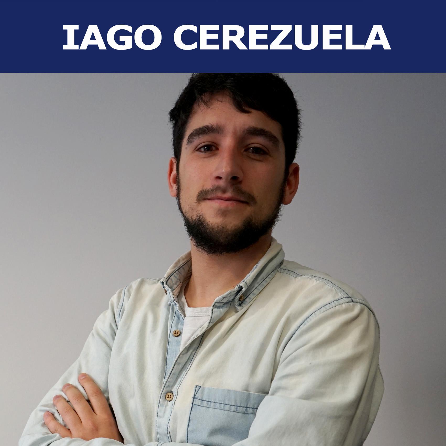 Iago Cerezuela, xornalista