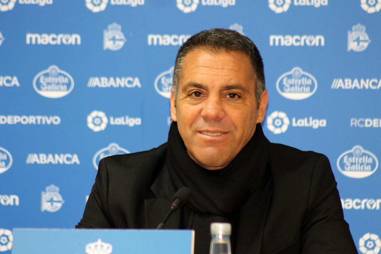 Pier Luigi Cherubino, adestrador Real Betis / SABELA MOSCOSO