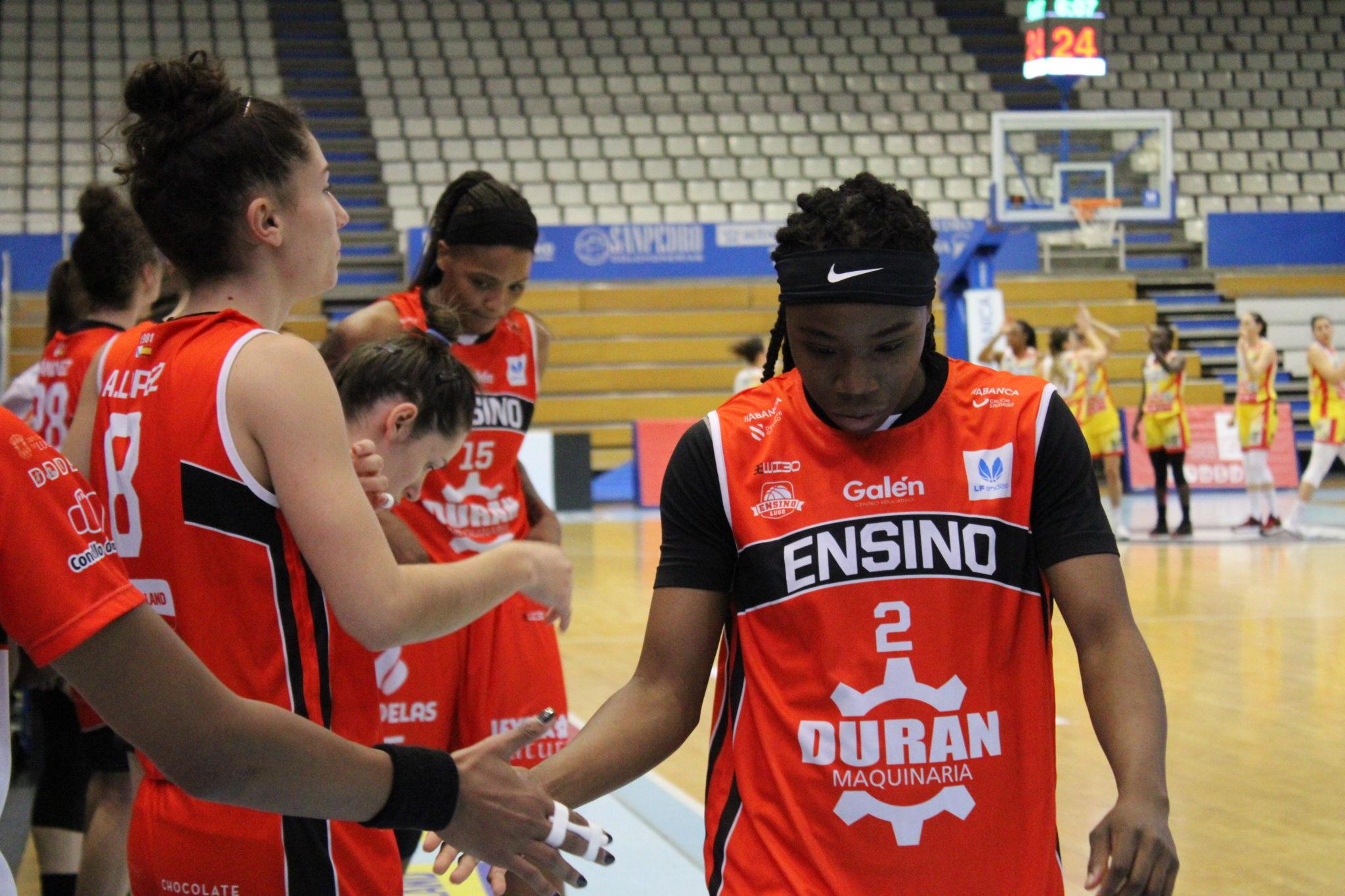 Dinkins, a nova fichaxe do Ensino, xogaba por primeira vez na Liga Endesa / AS NOSAS