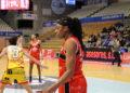 Nyingifa, do Duran Maquinaria Ensino, repite unha semana máis no quinteto MVP da Liga Endesa / PATRI CAMPOS