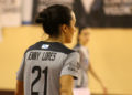 Jeny Lores Copa da Raíña, Viaxes Amarelle - Pescados Rubén Burela / SABELA MOSCOSO
