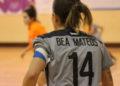 Bea Mateos Copa da Raíña, Viaxes Amarelle - Pescados Rubén Burela / SABELA MOSCOSO