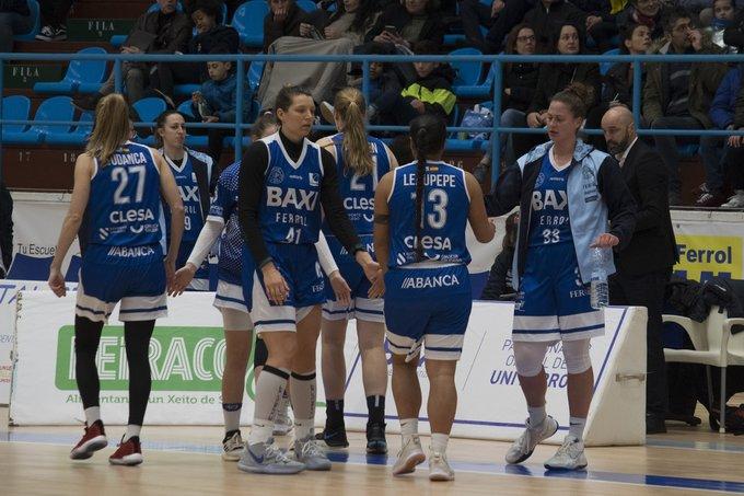 O Baxi Ferrol renova a Anniina Äijänen / BAXI FERROL