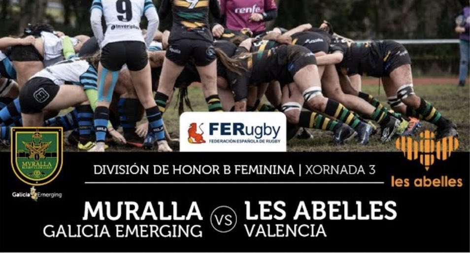 Muralla vs Les Abelles