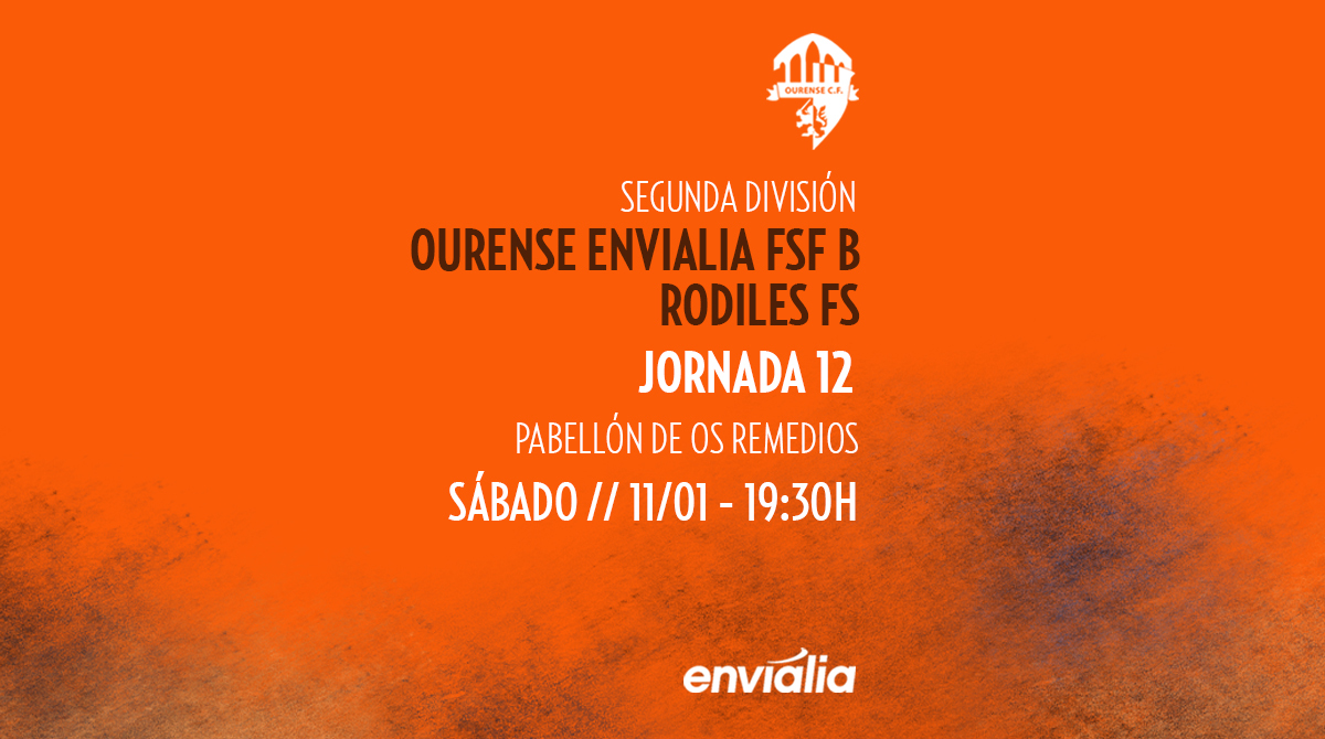 Ourense-B Rodiles