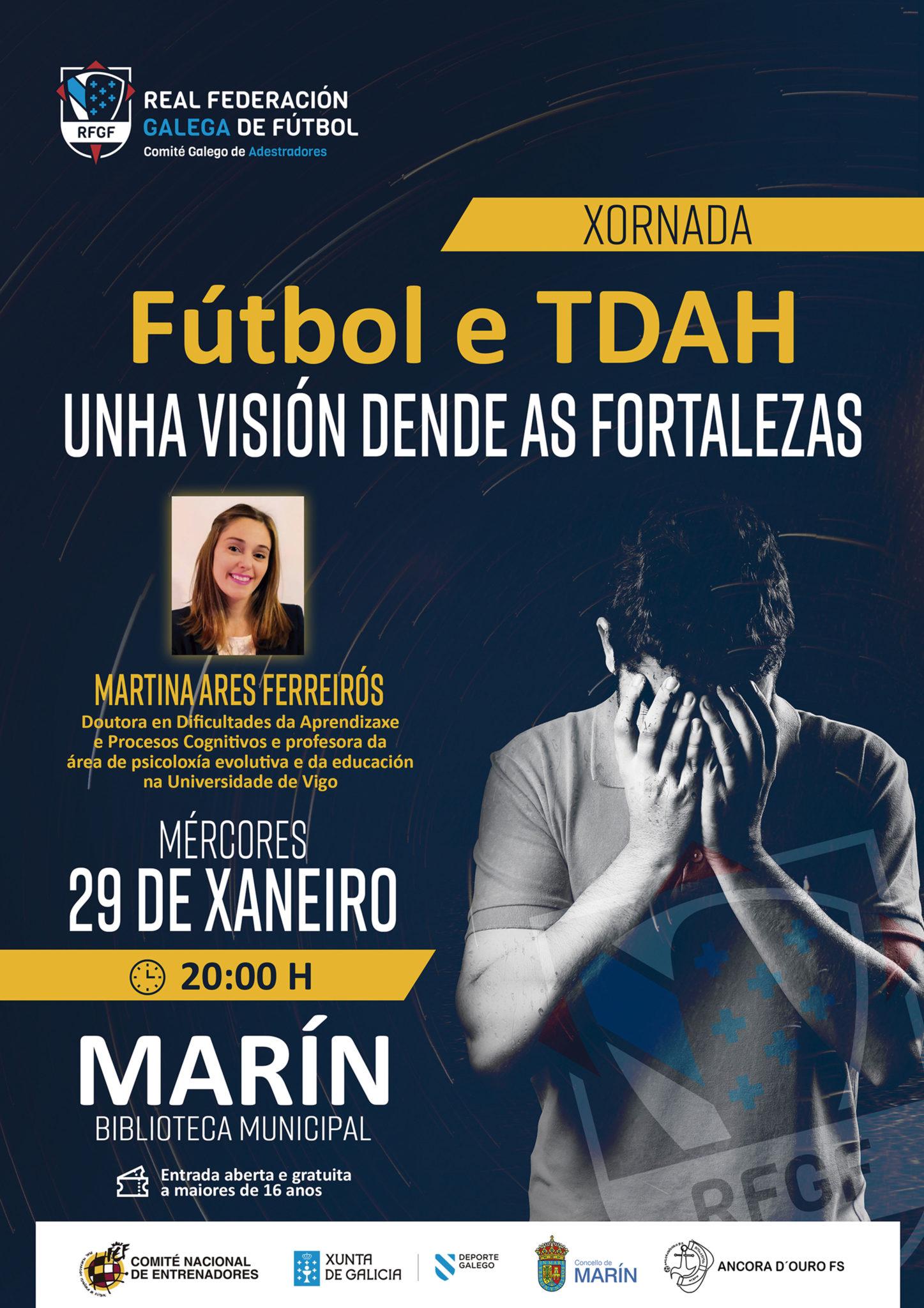 Fútbol e TDAH en Marín