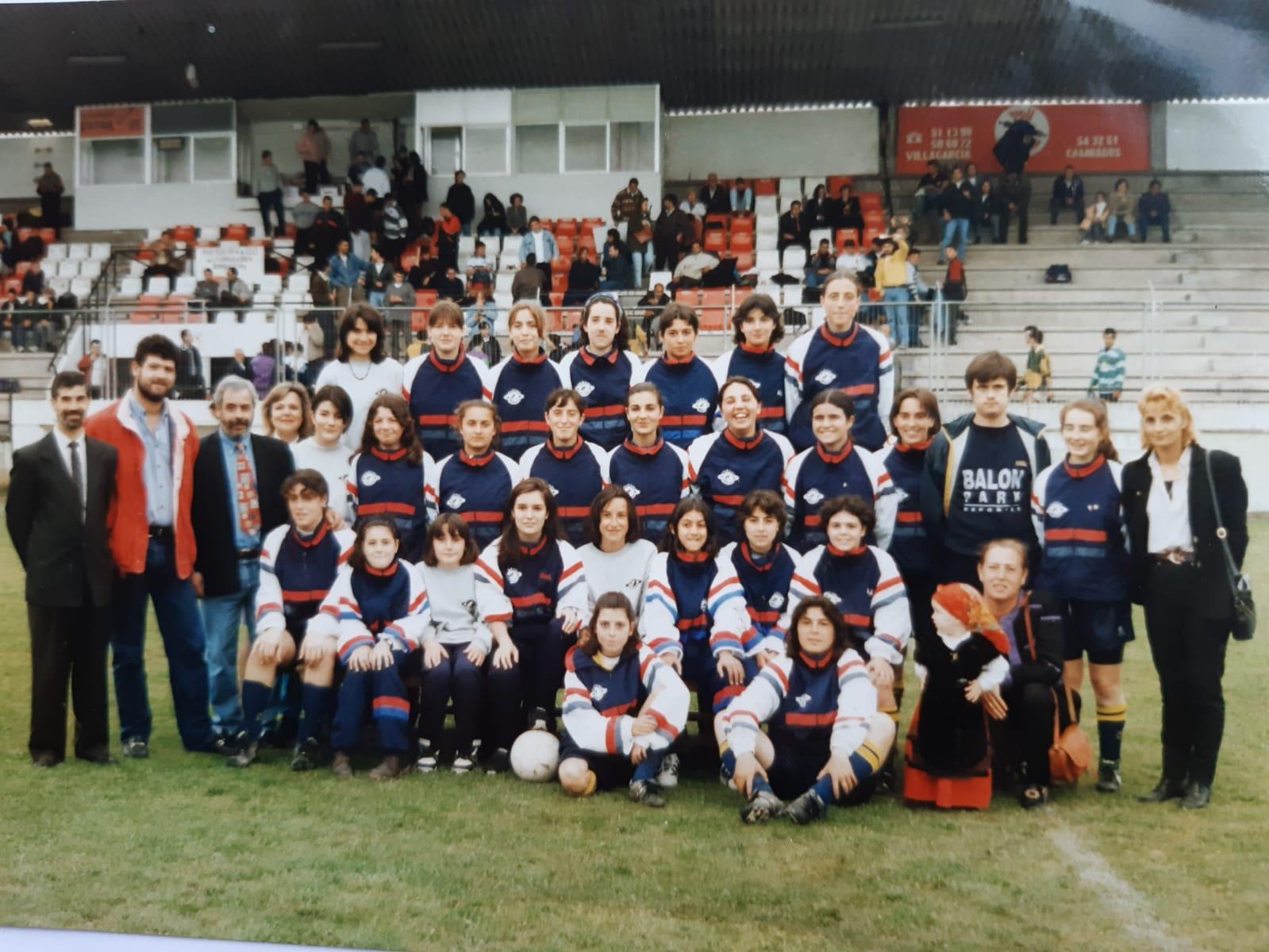 Trofeo San Roque. Agosto 1996.
