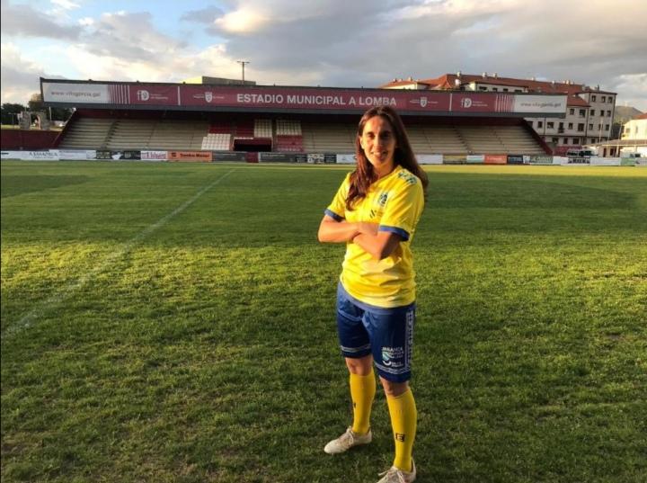 Carolina Baños, Atlético Arousana tempada 2019-2020