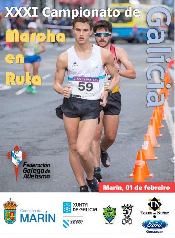 XXI Campionato de Marcha en Ruta