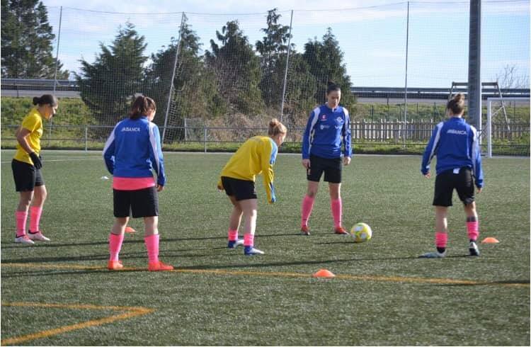 Atlético Arousana adestramento | AA