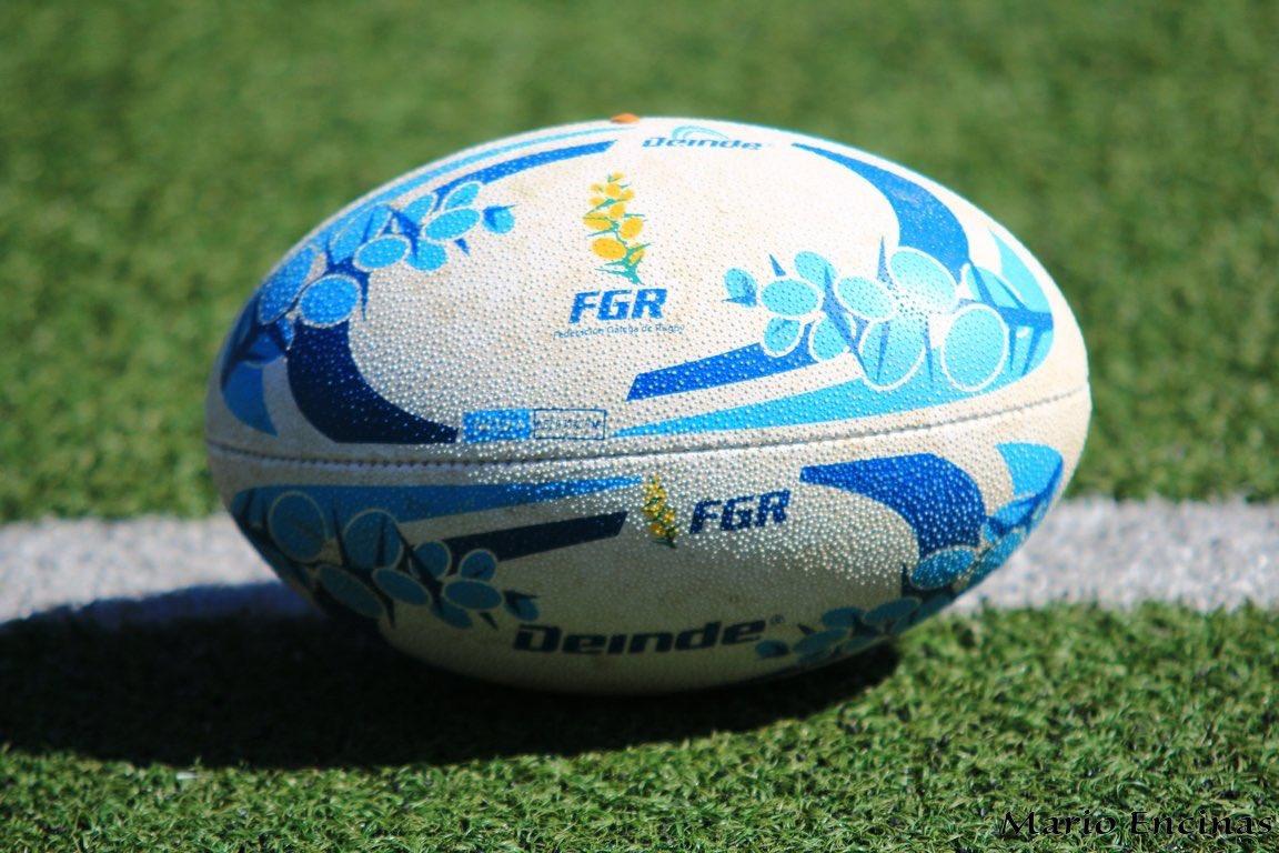 Balón rugby / FGR