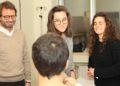 campaña nadal hospital Deportivo ABANCA Iris e Tere