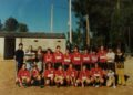 """Hoxe desaparecido campo de fútbol """"O Bosque"""" 1995"""