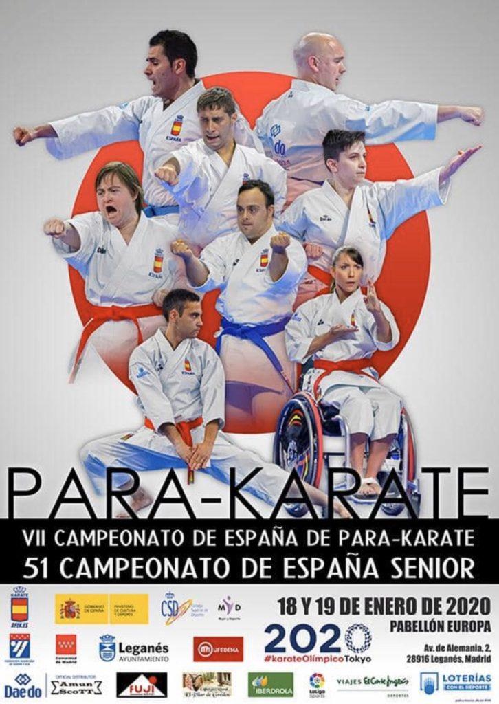 VII Campionato de España de Para Karate