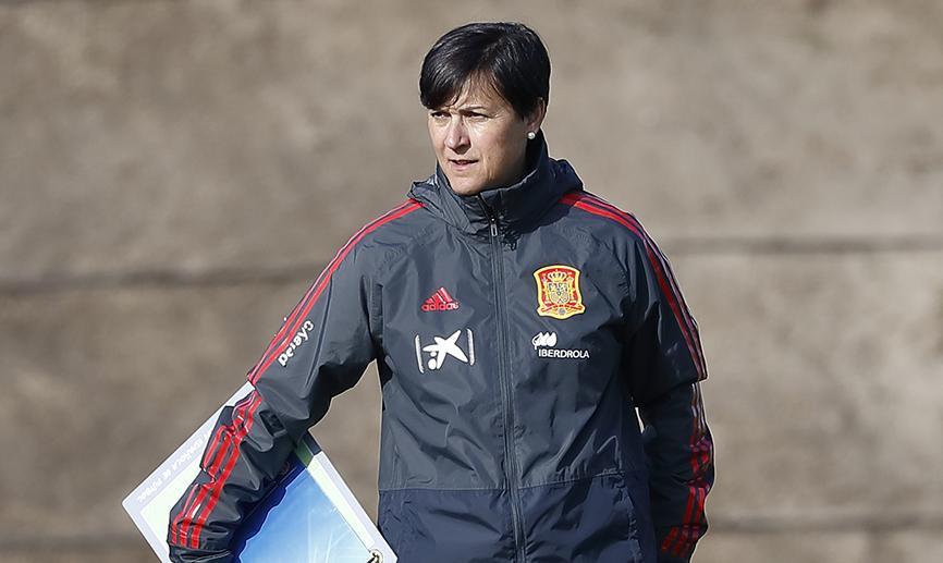 seleccionadora española sub 16