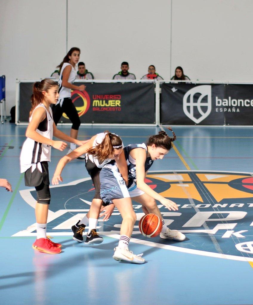 A selección infantil gaña na segunda xornada en Huelva / FEDERACIÓN GALEGA DE BALONCESTO