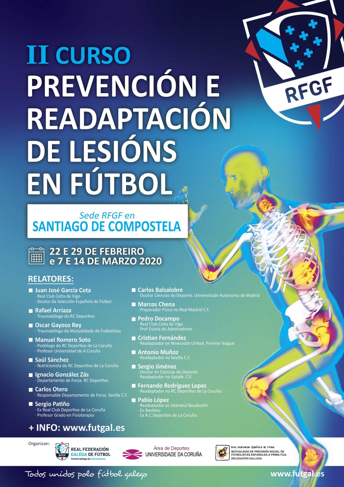 A Escola de Adestradores e a UDC convocan esta actividade formativa en Santiago