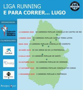 """Circuíto Running """"Para Correr, Lugo"""""""