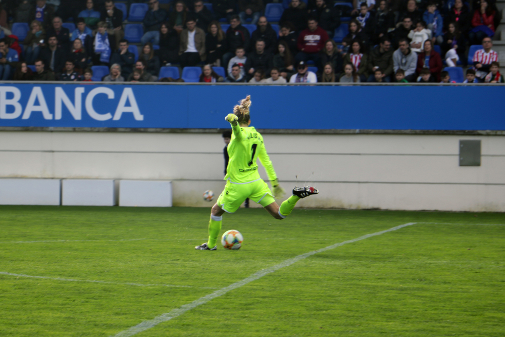 RC Deportivo contra Athletic Club de Bilbao/ ENE IRIMIA