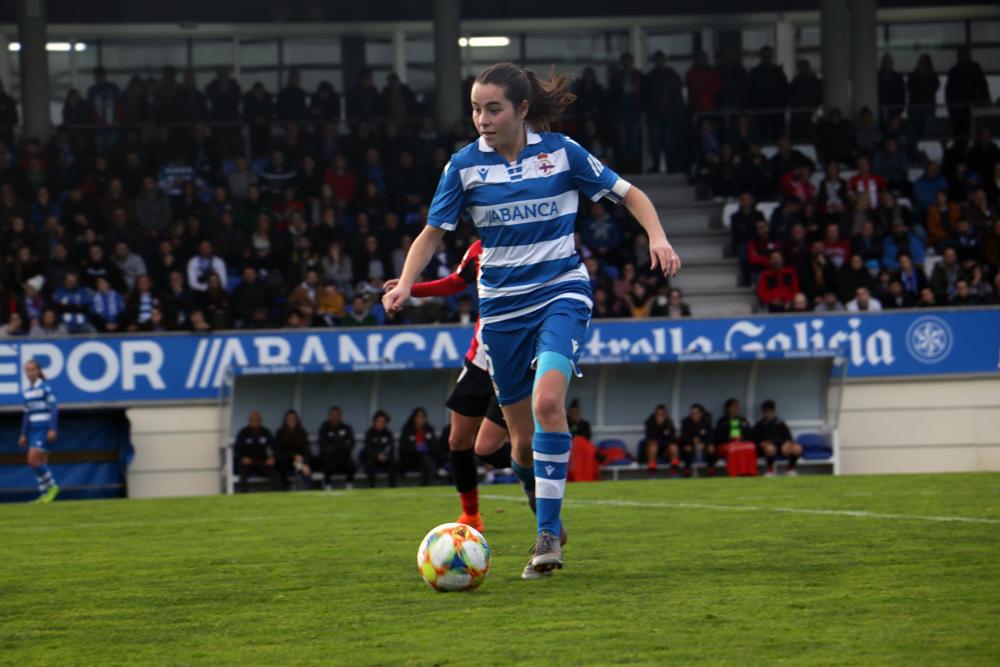 Iris RC Deportivo contra Athletic Club de Bilbao / ENE IRIMIA
