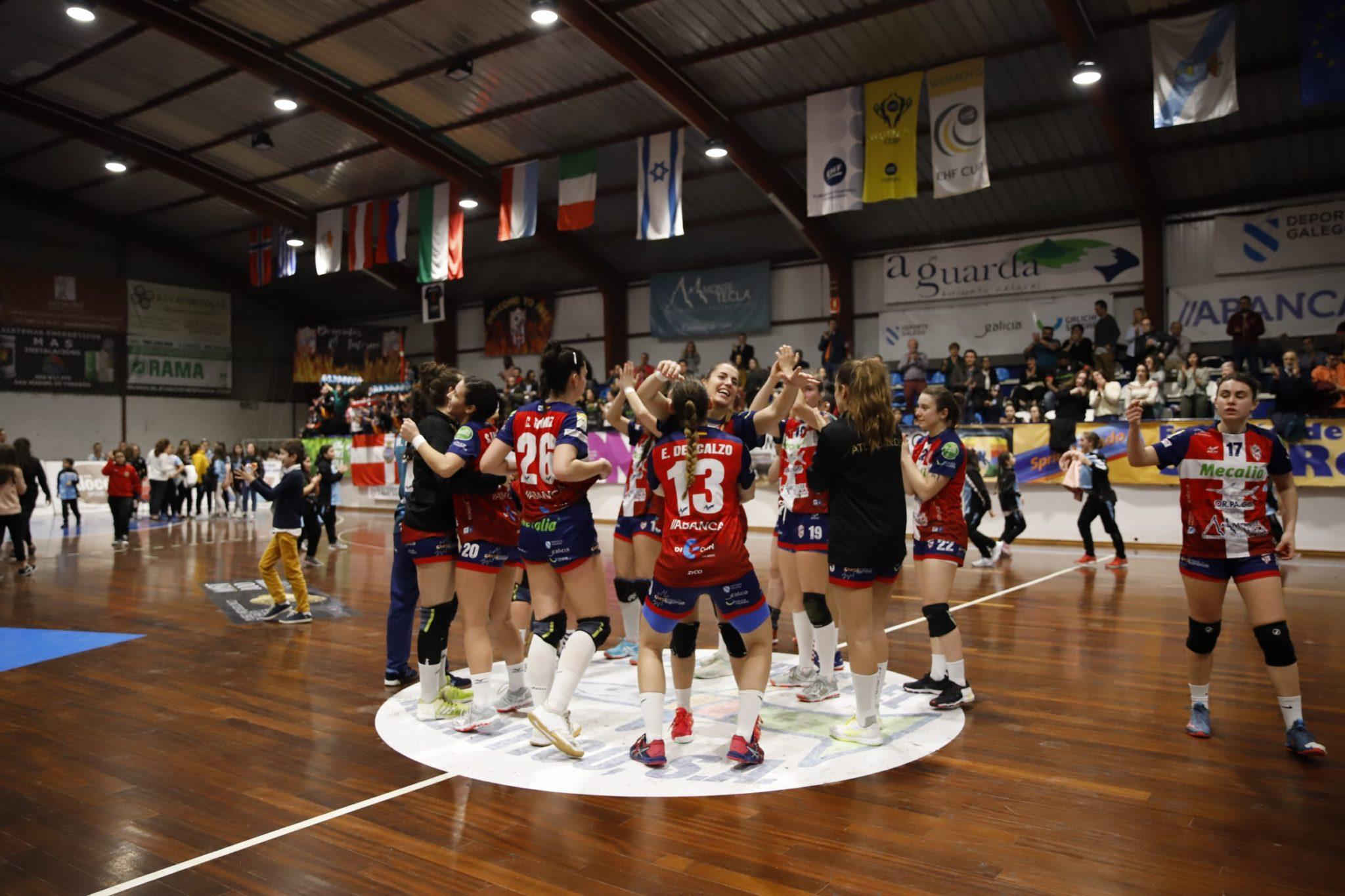 O Guardés pasan os cuartos de final da Challenge Cup / COECO.CREATIVE- MECALIA GUARDÉS