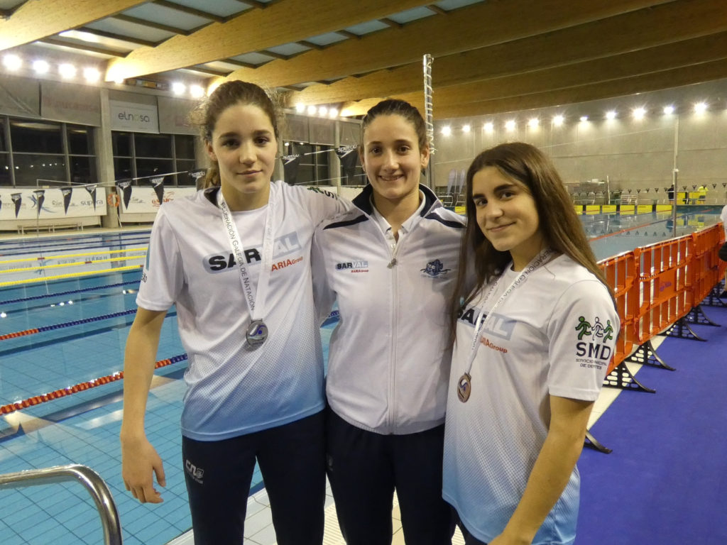Campionato galego de natación / SARVAL CN ARTEIXO