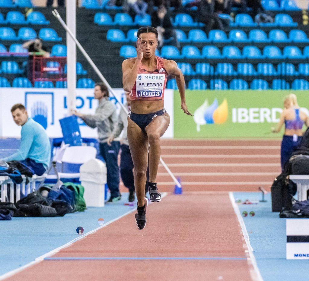 Ana Peleteiro atletismo