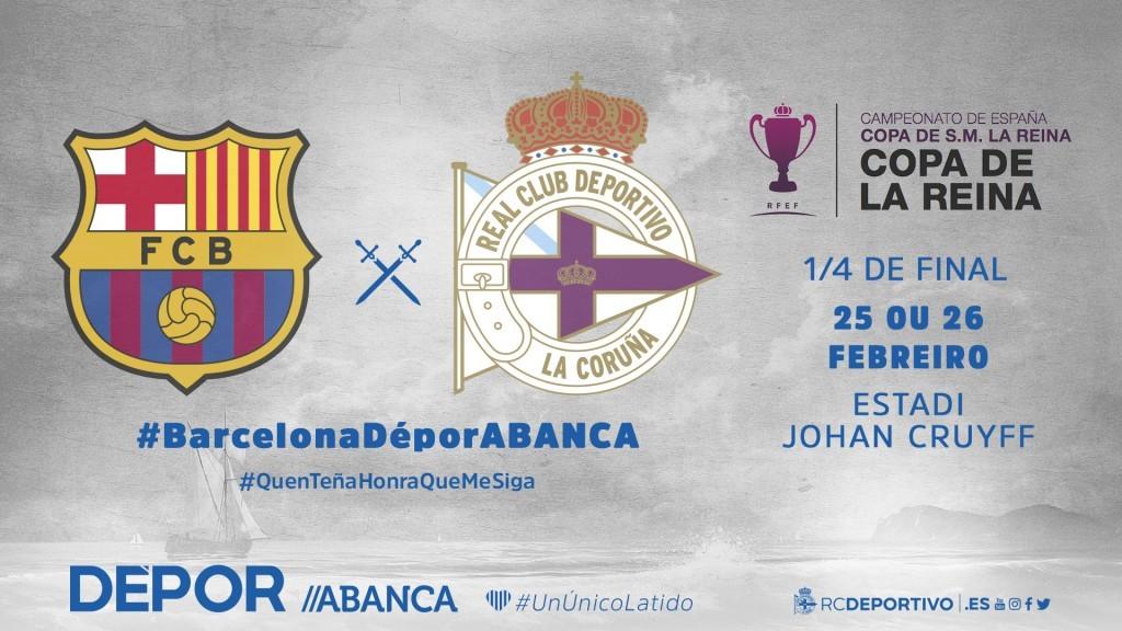 Barcelona - Dépor ABANCA