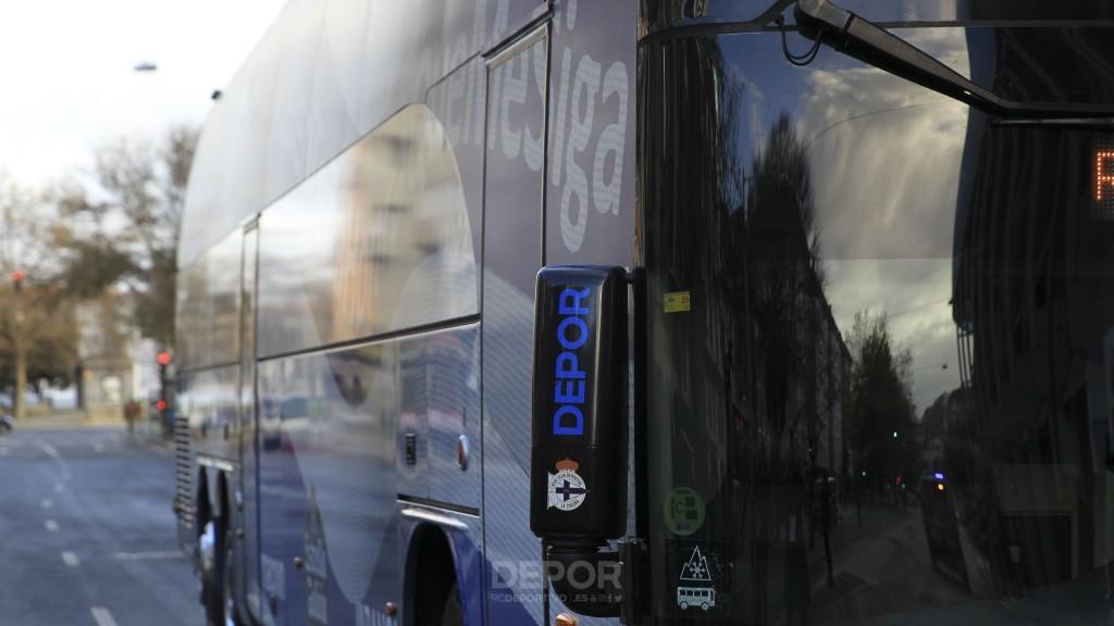 Dépor ABANCA bus