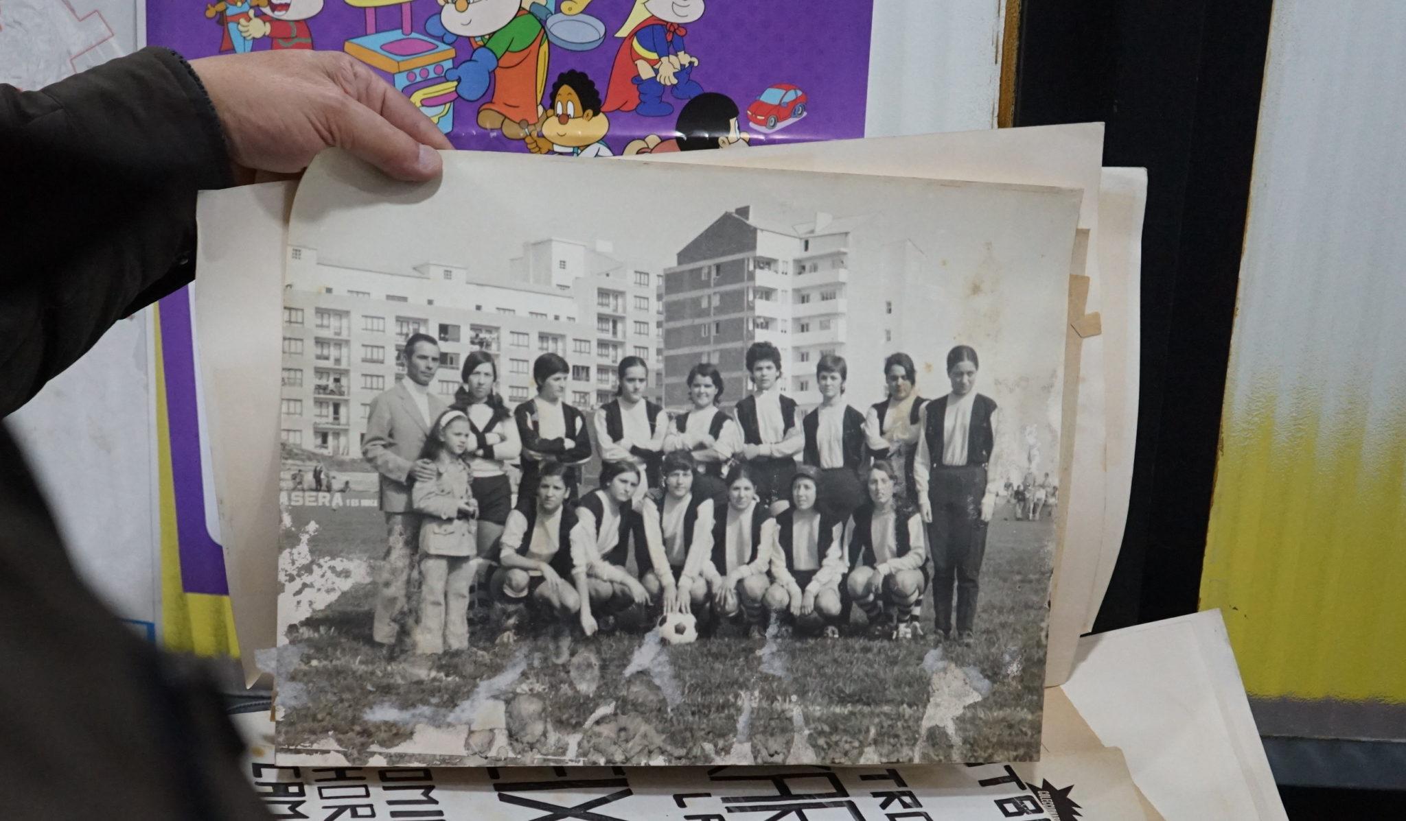 O equipo galego, o Karbo / IAGO CEREZUELA