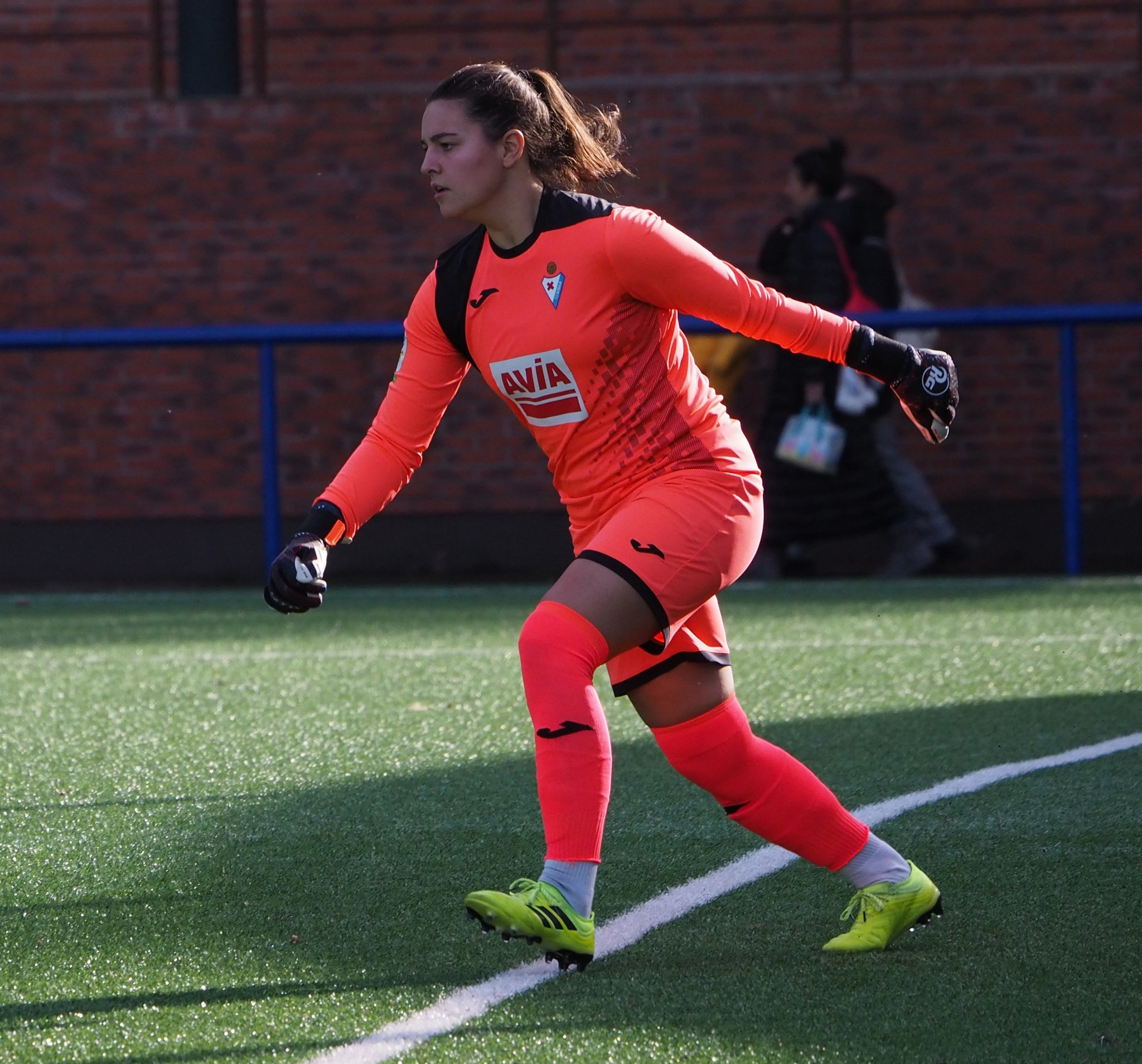 Malena Mieres co Eibar | MM