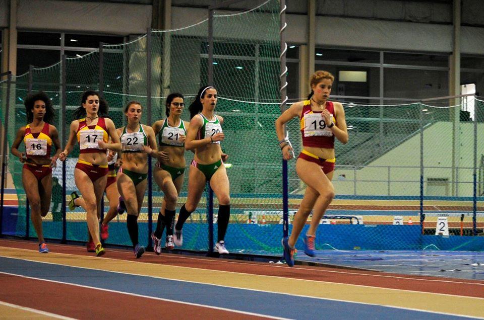 Eva Queimaño atletismo