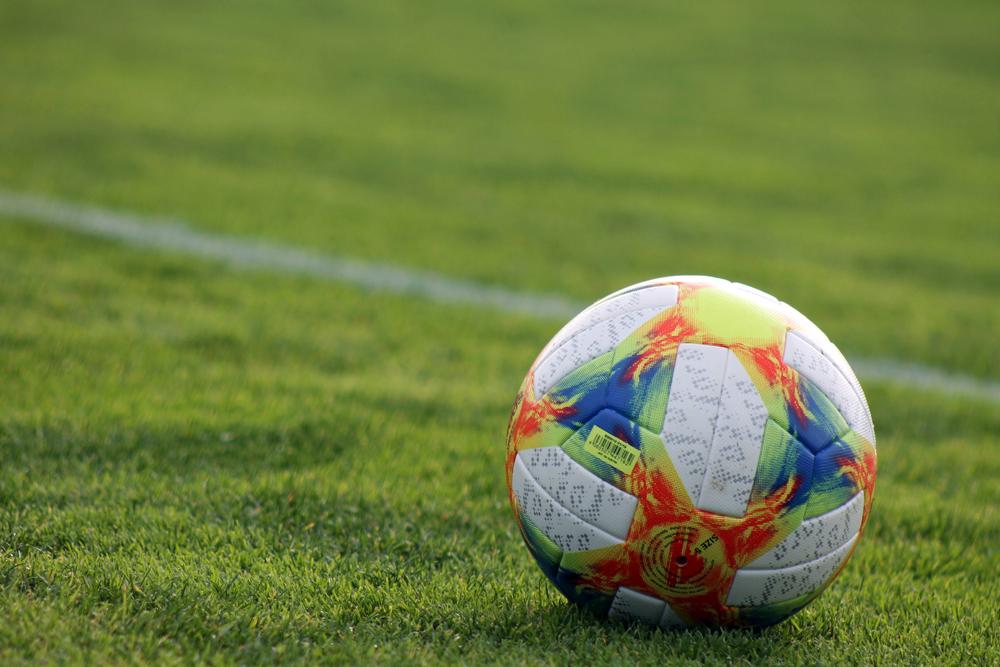 Balón de fútbol / SABELA MOSCOSO