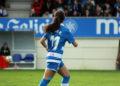 Nuria Rábano, RC Deportivo / SABELA MOSCOSO