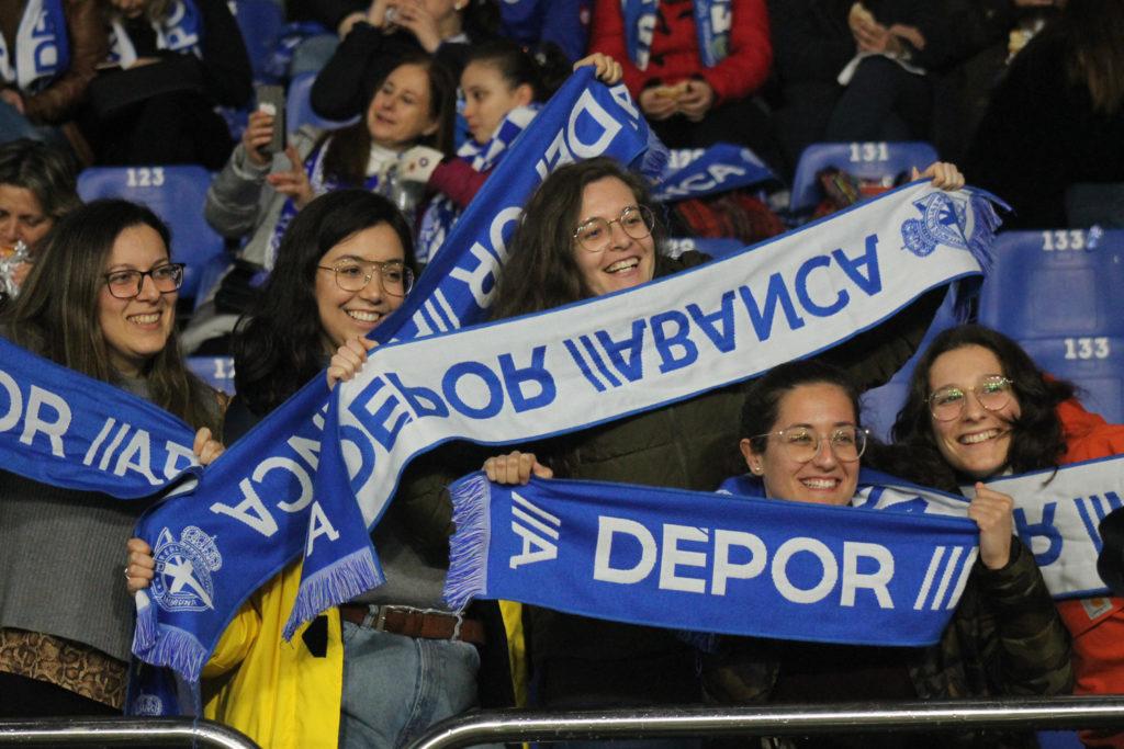 RC Deportivo ABANCA vs Valencia CF / SABELA MOSCOSO